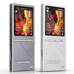 ONN X5 24bit/192KHz 8GB Pro Lossless HIFI Music MP3 Media Pl
