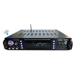 Pyle P2203ABTU Bluetooth Hybrid Pre-Amplifier, Home Theater