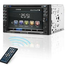 Planet Audio P9640B Double Din, Touchscreen, Bluetooth, DVD/
