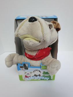 Patch Plush Pals- with Builtin 2 Way Speaker, Plays into MP3
