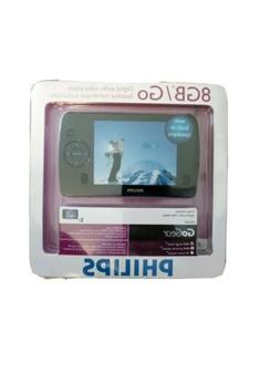 PHILIPS NIB 8gb Go Gear MP3 Video Player