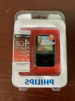 Phillips Go Gear Vibe MP3 Player 4GB