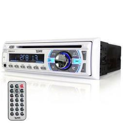 Pyle PLCD43MRB Wireless Bluetooth Stereo Head Unit Receiver