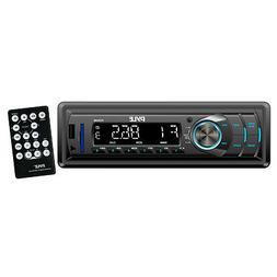 Car Stereo Head Unit Receiver - Premium In Dash AM/FM-MPX Tu