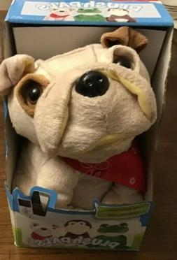 """Plush Pals. """"Patch"""". New In Box. Plug In Mobile Phone/MP"""