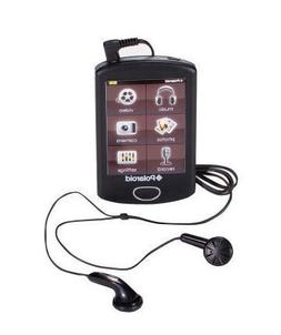Polaroid PMP283C-4 4GB Music & Video Player with built-in Ca