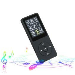 Portable HIFI MP4 MP3 Music Player with FM Lossless Support