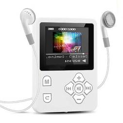 portable mp3 mp4 music player with fm