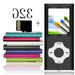 Tomameri Portable MP3 / MP4 Player with Rhombic Button Inclu