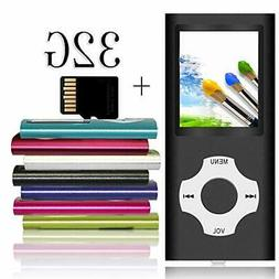 Tomameri - Portable MP3 / MP4 Player with Rhombic Button,