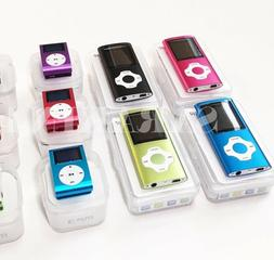 Portable MP3 Music MP4 Player with FM Radio Digital LCD Scre