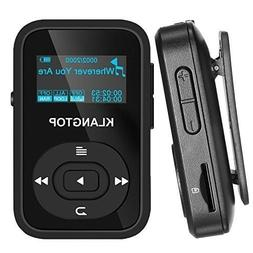 Portable MP3 Player 8GB with FM Radio Voice Record Function