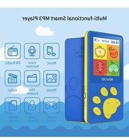 Portable MP3 Player for Kids, with FM Radio Video Games Slee