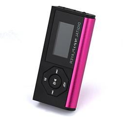 Start Sport Portable MP3 Player USB LCD Screen Music Players