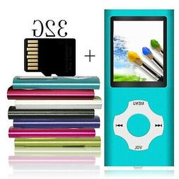 Tomameri Portable MP3 Video Player with Rhombic Button ( Inc