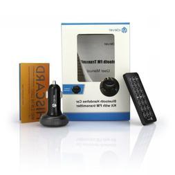 Practical Car Kit Wireless FM Transmitter MP3 Player USB SD