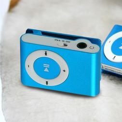 Protable Mini Mp3 Music Clip <font><b>Player</b></font> MP3