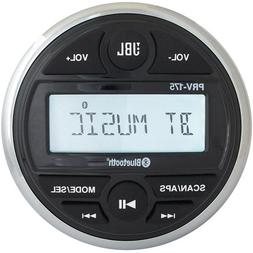 JBL PRV 175 AM/FM/USB/Bluetooth Gauge Style Stereo