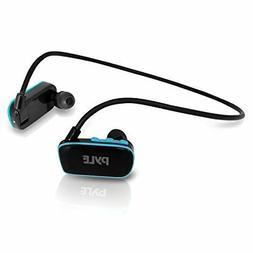 Pyle PSWP6BK Flextreme Waterproof MP3 Player Headphones