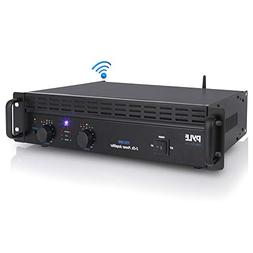 Professional Audio Bluetooth Power Amplifier - 2-Channel Rac