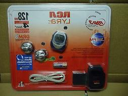 RCA Lyra RD2010 128 MB Digital MP3 Media Player w/ FM Radio