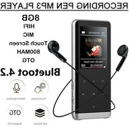 8GB Portable MP3 Player Lossless Sound HIFI MP4 Music Player