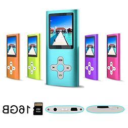 RHDTShop Fashion Portable MP3 MP4 Player,Beautiful Design,Co