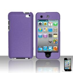 Premium Rubberized Snap-on Hard Front and Rear Case Cover fo