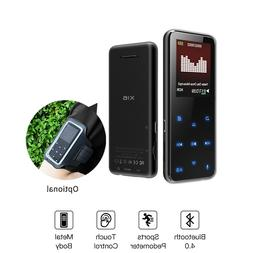 Portable HiFi MP3 Music Player with FM Lossless Sound Voice