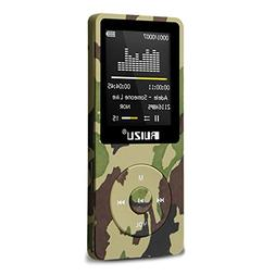 RUIZU X02 MP3 Player With 1.8 Inch Screen Can Play 80 hours