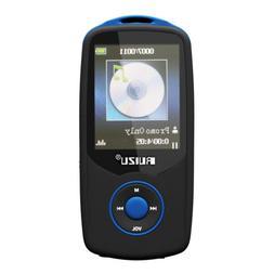 ruizu SMP3X06BL - MP3 Player  black blue ED