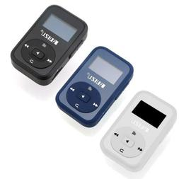 RUIZU X26 8GB Clip Sport Bluetooth MP3 Music Player with FM