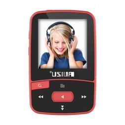 RUIZU X50 Mini MP3 / MP4 Sport Player, 8GB, Bluetooth, FM Ra