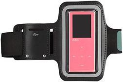 HONGYU Running Arm Band Sport Jogging Leather Armband Case C
