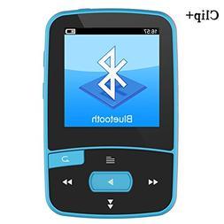 HONGYU RX50 8GB Clip Sport Bluetooth MP3 Player for Running
