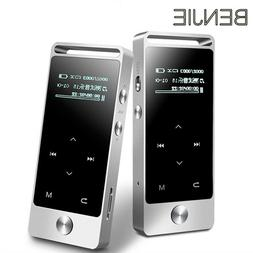BENJIE S5 Bluetooth MP3 Music Player Touch Screen 8GB Lossle