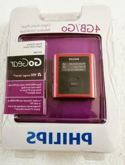 Philips SA1948/37 4 GB Flash Audio MP3 Player