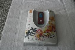 SanDisk Sansa c250 Red   Digital Media MP3 Player - New