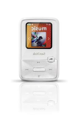 SanDisk Sansa Clip Zip 4GB MP3 Player  -Manufacturer Refurbi