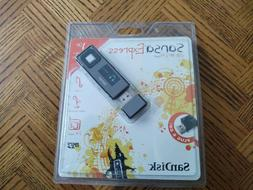 SanDisk Sansa Express 1 GB MP3 Player