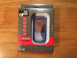 SanDisk Sansa Fuze+ 8GB MP3 Player w/ MicroSDHC Card Slot  -