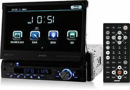 Sound Storm SD726MB Single Din, Touchscreen, Bluetooth, DVD/