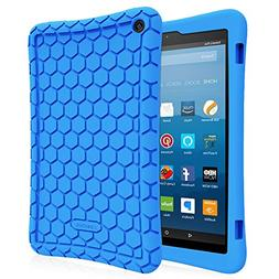 Fintie Silicone Case for all-new Fire HD 8 Tablet  -   Light