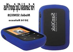 Silicone Case For SanDisk Clip Sport Plus Bluetooth MP3 Play