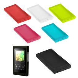 Silicone Case MP3 Music Player Skin Cover For Sony NW A35 A3