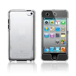 Premium Snap-on Hard Crystal Clear Front and Rear Case Cover