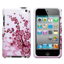 Snap-On Protector Hard Case for iPod Touch 4th Generation /