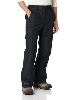 Columbia Men's Snow Gun Pant, Black, Large