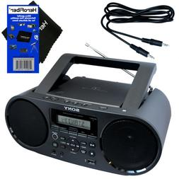Sony Bluetooth & NFC  MP3 CD/CD-R/RW Portable MEGA BASS Ster