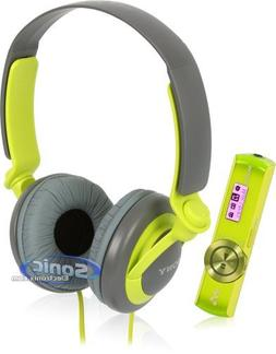 Sony Walkman NWZ-B173F 4GB Portable MP3 Player FM Radio + MD